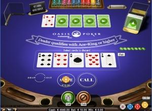oasis poker professional series medium casino