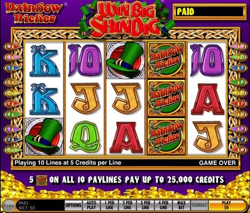 Игровой автомат радуга богатства