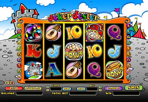 Joker Jester Slot Machine Online ᐈ NextGen Gaming™ Casino Slots