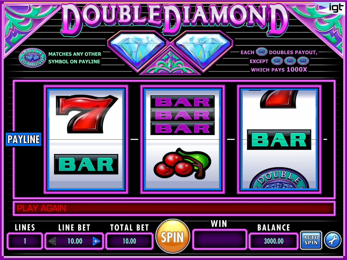 igt free slots double diamond