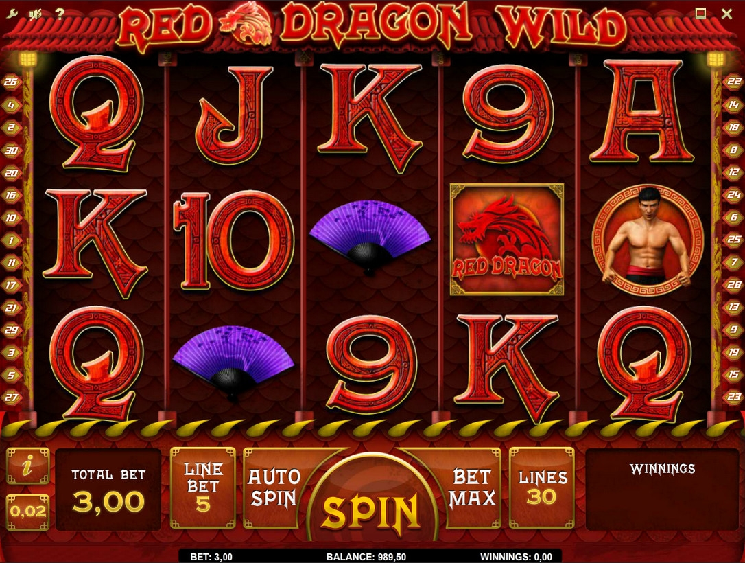 Red dragon casino washington casino wins