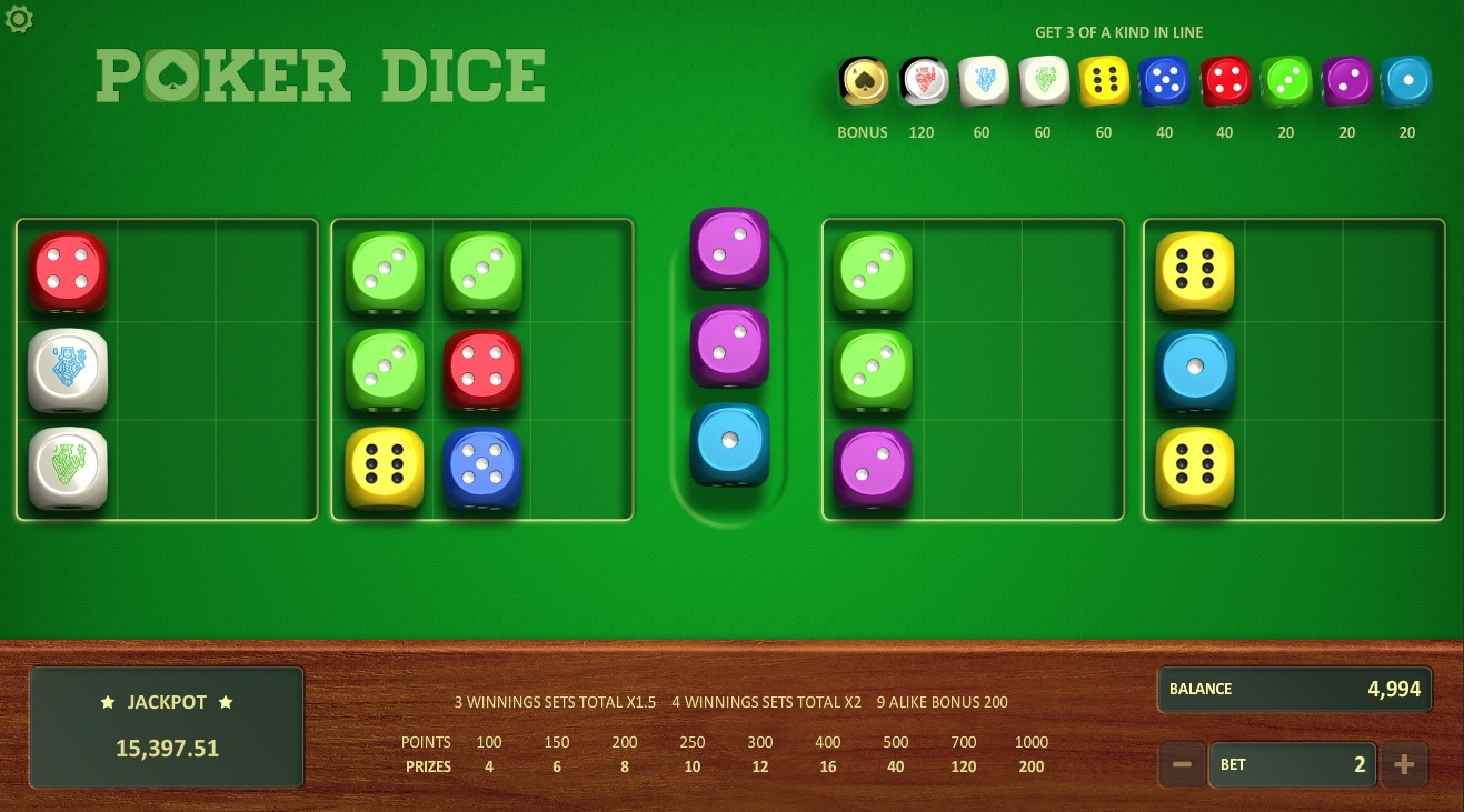 casino online poker casino games dice