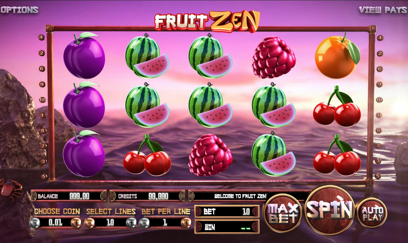 games casino fruit