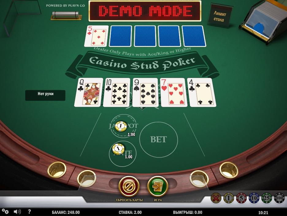 Лучший Покер Игру
