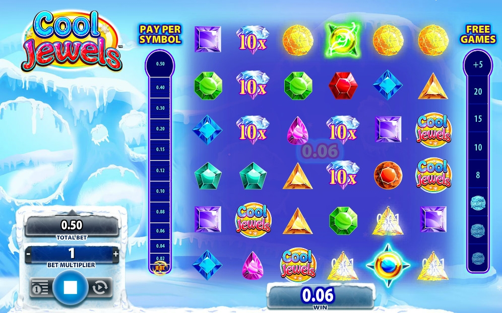 Cool Jewels Slot Review - Play WMS Slot Machine Games Online