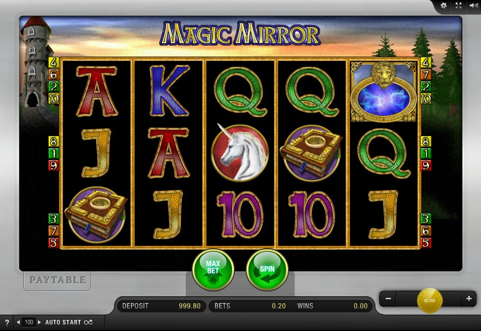 casino merkur online book of magic