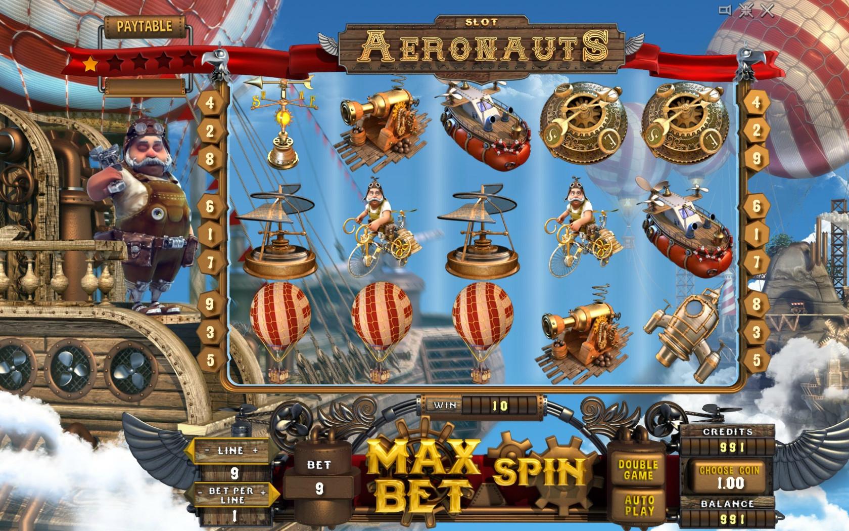 Evoplay Free Casino Slots - THEBIGFREECHIPLIST.COM 1