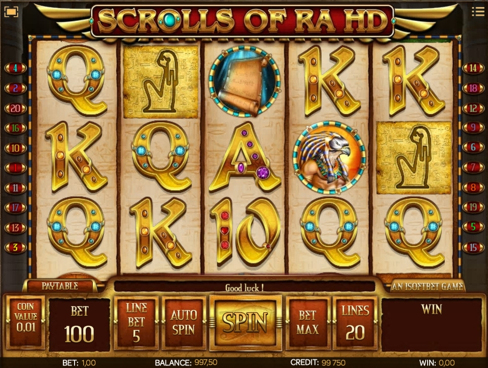 de online casino game of ra