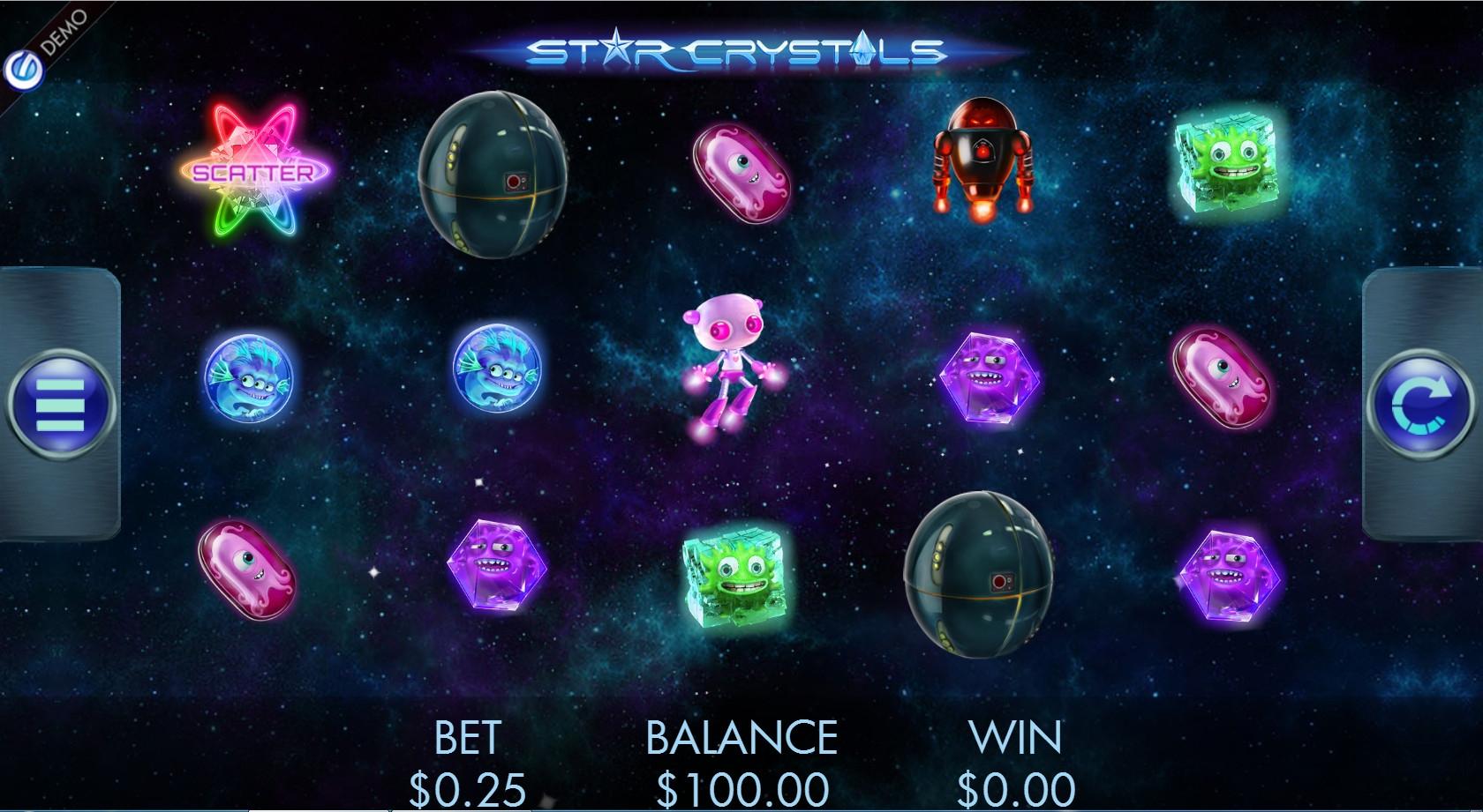 Star crystals звездные кристалы игровой автомат ставок