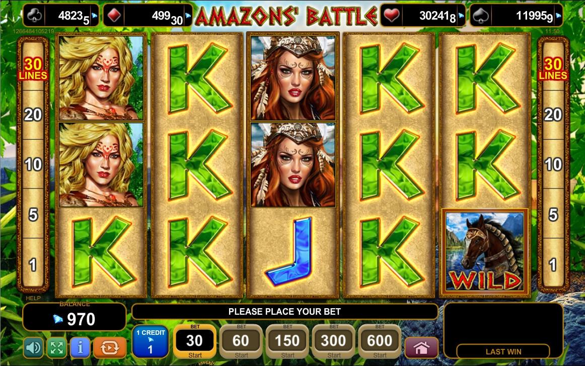 Казино онлайн - игровые автоматы играть бесплатно