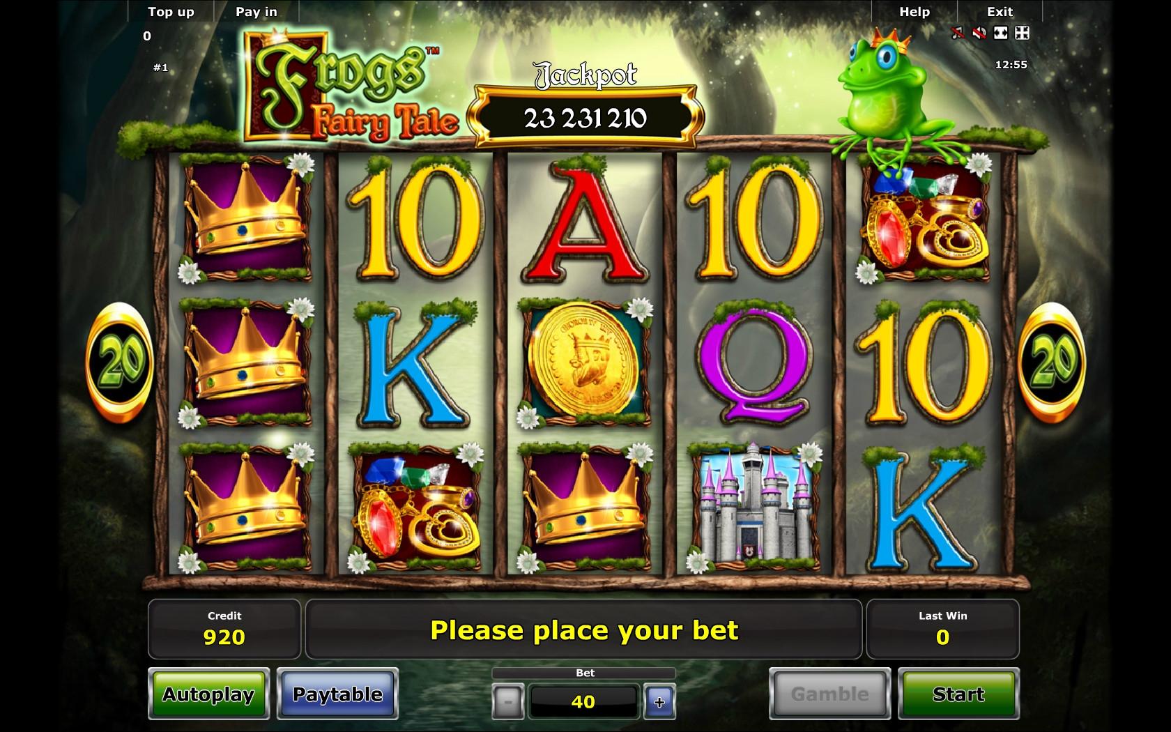 casino slots online free play fairy tale online