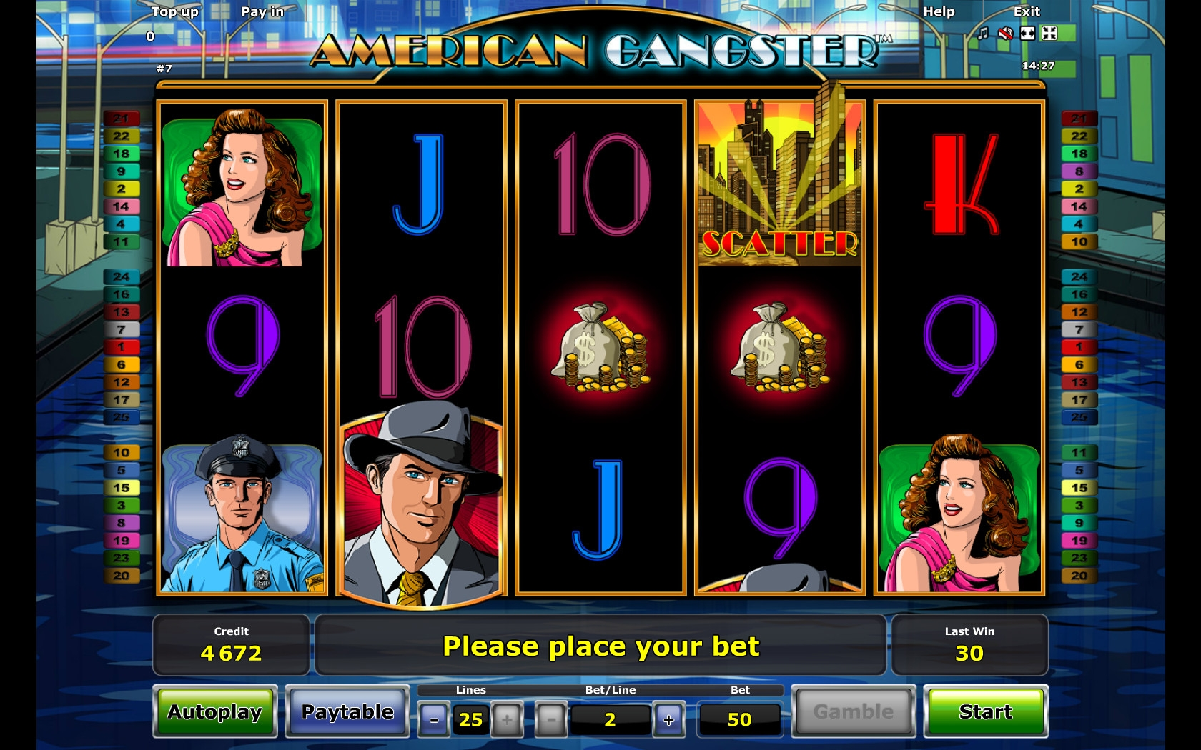 casino slots online quotes from american gangster