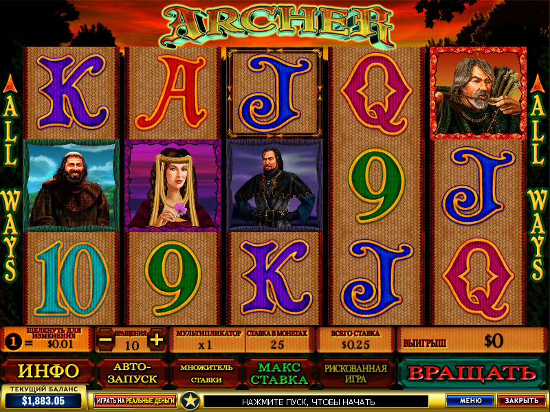Robin Hood Slot Machine - Read the Review and Play for Free
