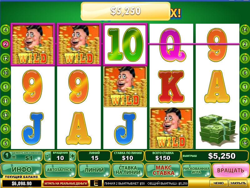 Play Mr. Cashback online slots at Casino.com