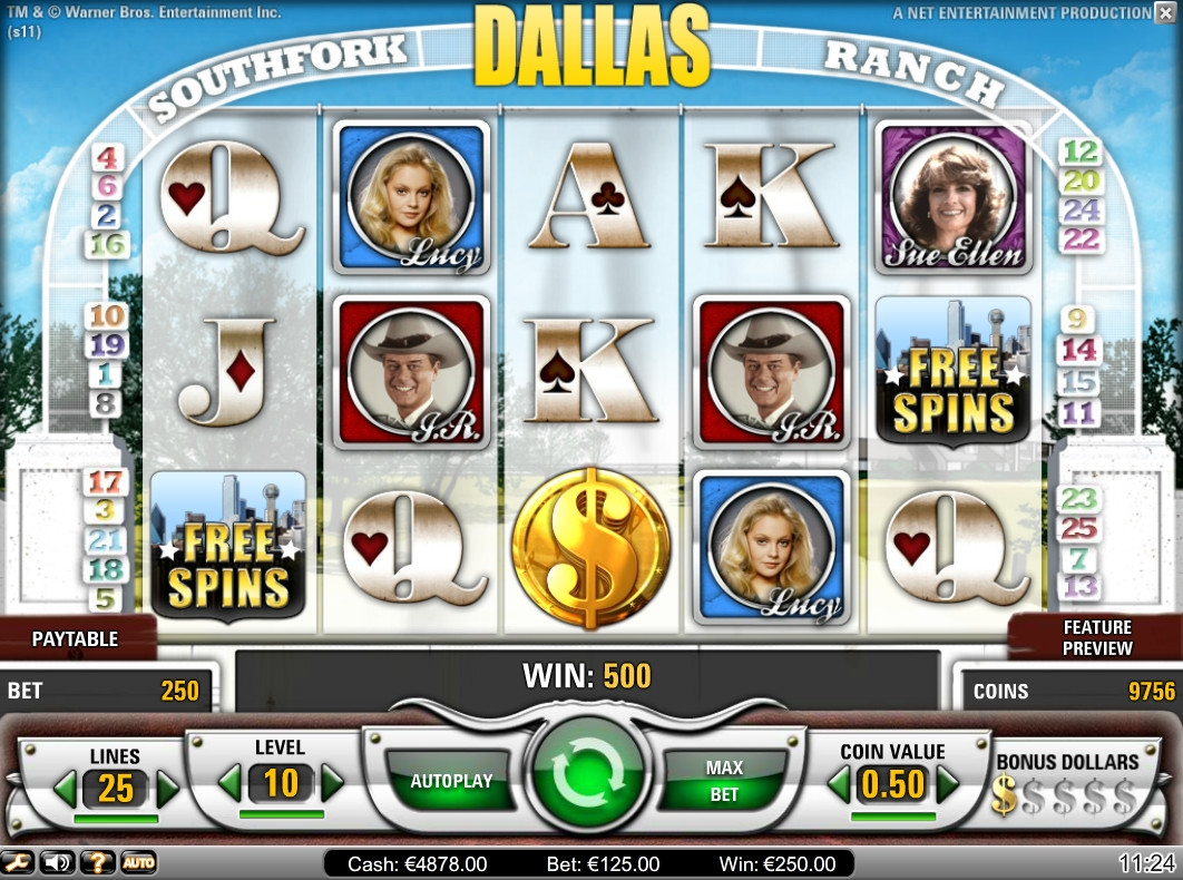 casino slots dallas
